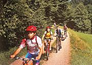 Radtouren Bayerischer Wald
